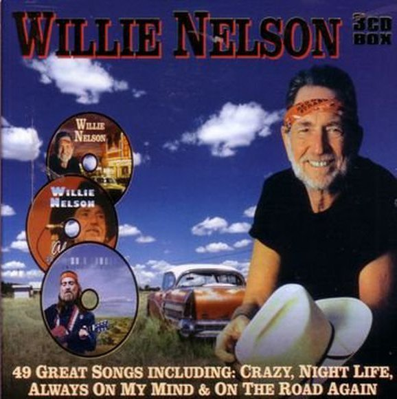 Image of   Willie Nelson - 48 Great Songs - CD
