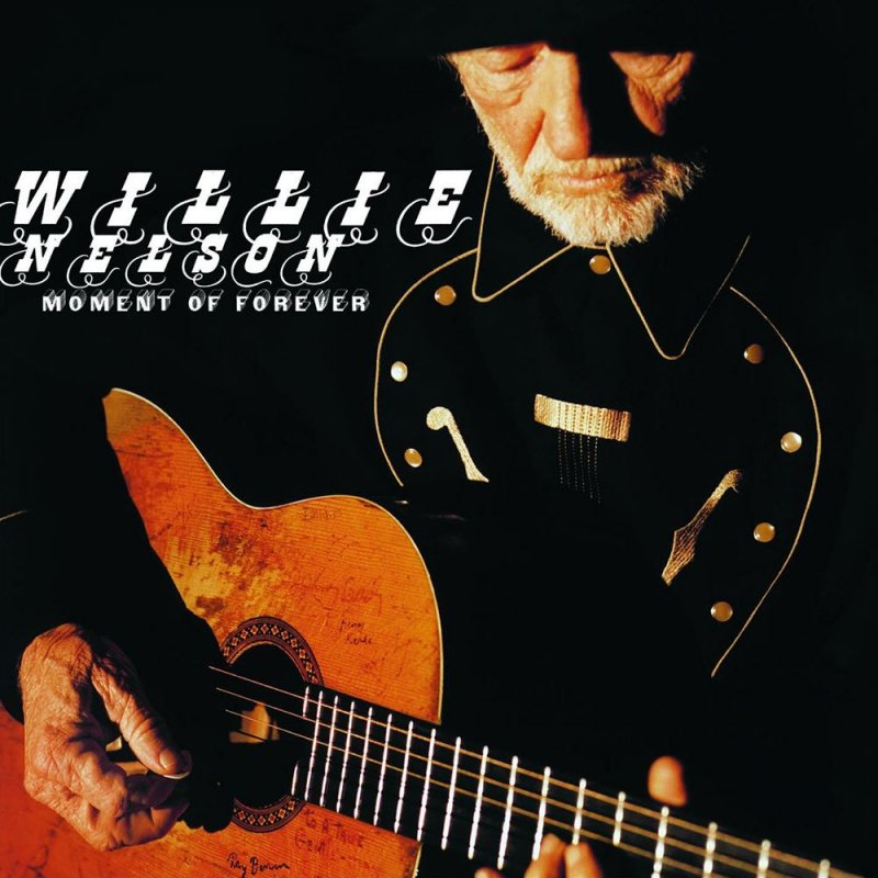 Image of   Willie Nelson - Moments Of Forever - CD