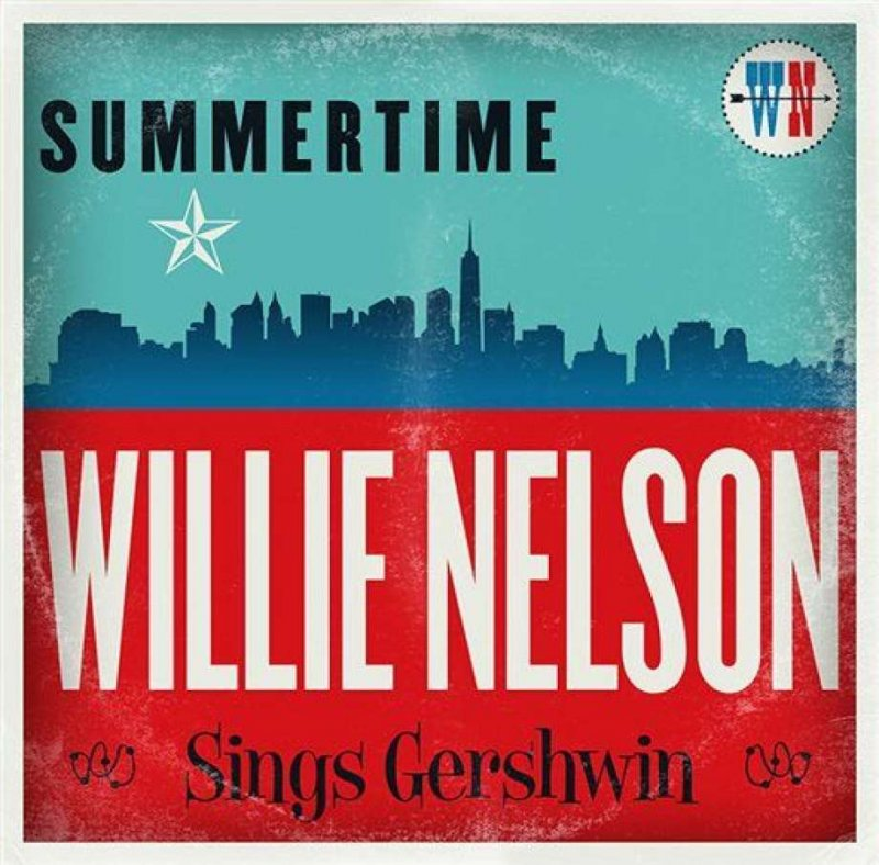 Image of   Summertime - Willie Nelson Sings Gerswin - CD