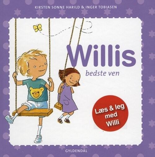 Image of   Willis Bedste Ven - Kirsten Sonne Harild - Bog
