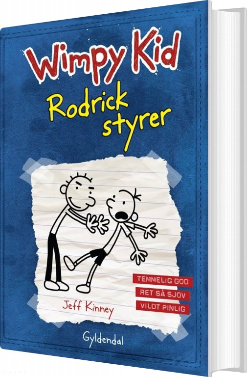 diary of a wimpy kid book 2 rodrick rules pdf