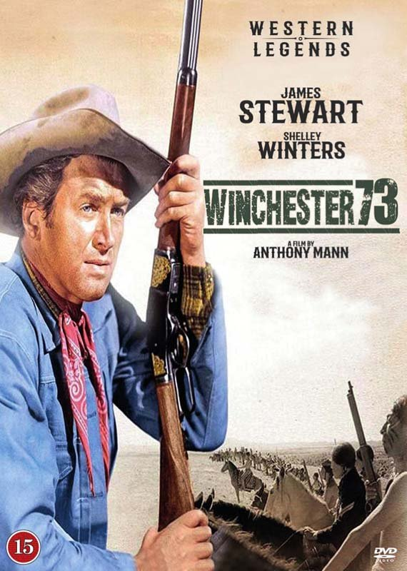 Image of   Winchester 73 - DVD - Film