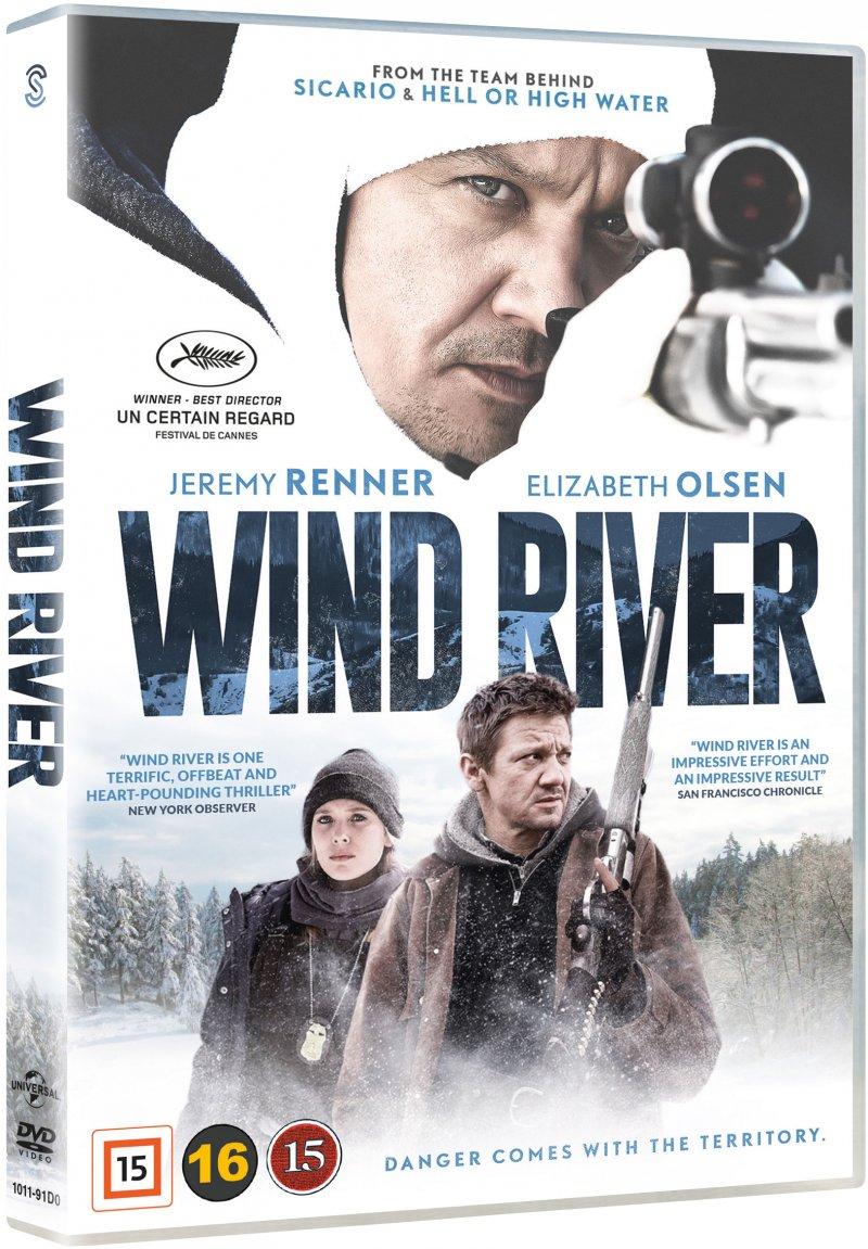 Billede af Wind River - 2017 - DVD - Film