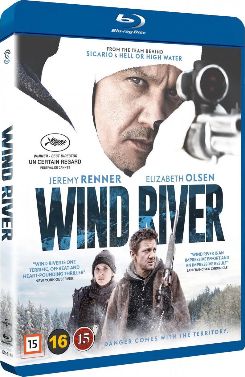 Billede af Wind River - 2017 - Blu-Ray