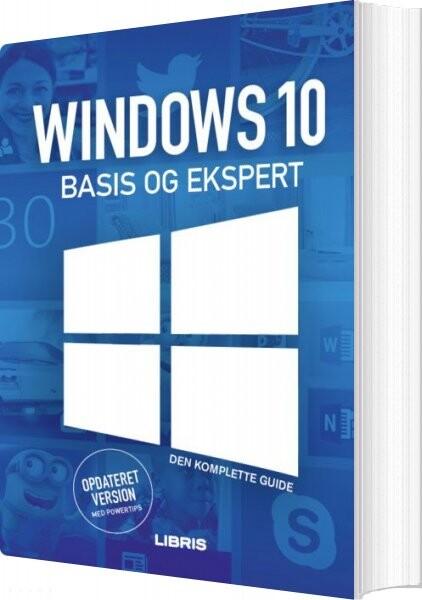 Image of   Windows 10 Bogen Basis Og Ekspert - Jens Koldbæk - Bog