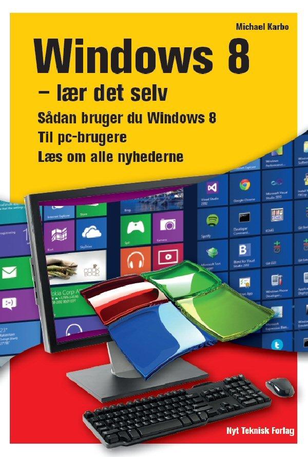 Billede af Windows 8 - Michael Karbo - Bog