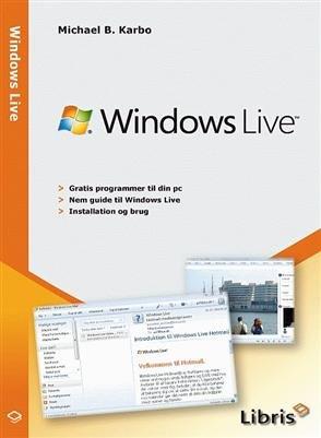 Billede af Windows Live - Michael Karbo - Bog