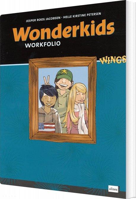Wings 5.kl. Wonderkids Workfolie - Jesper Roos Jacobsen - Bog