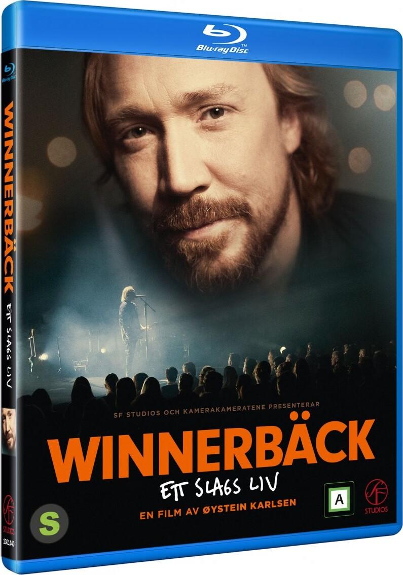 Image of   Winnerbäck - Ett Slags Liv - Blu-Ray