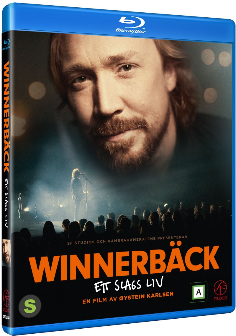 Billede af Winnerbäck - Ett Slags Liv - Blu-Ray