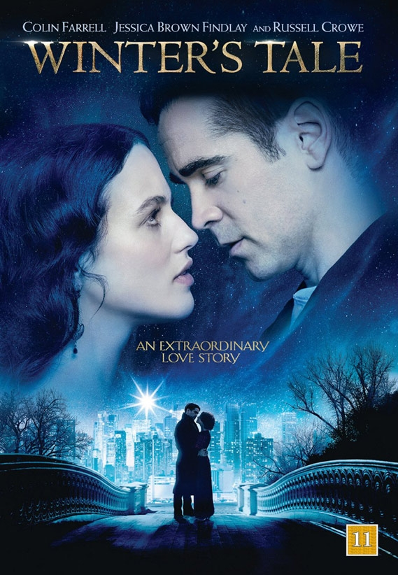 Image of   Winters Tale - DVD - Film
