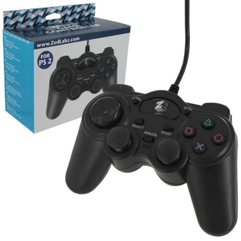 Ps2 / Playstation 2 Controller M. Kabel → Køb billigt her