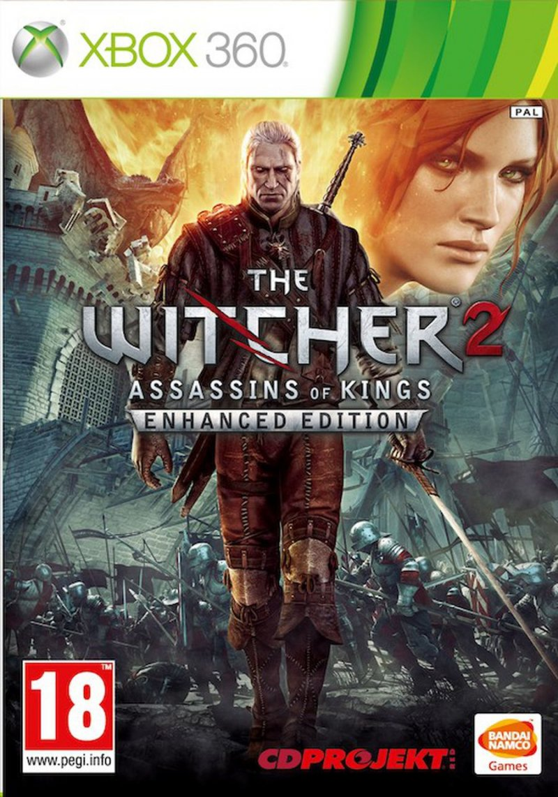 Image of   Witcher 2: Assassins Of Kings Enhanced Edition - Xbox 360
