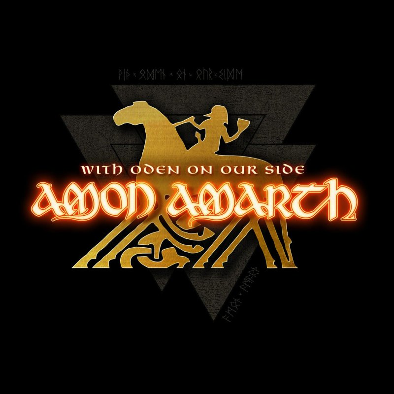 Image of   Amon Amarth - With Oden On Our Side - Vinyl / LP