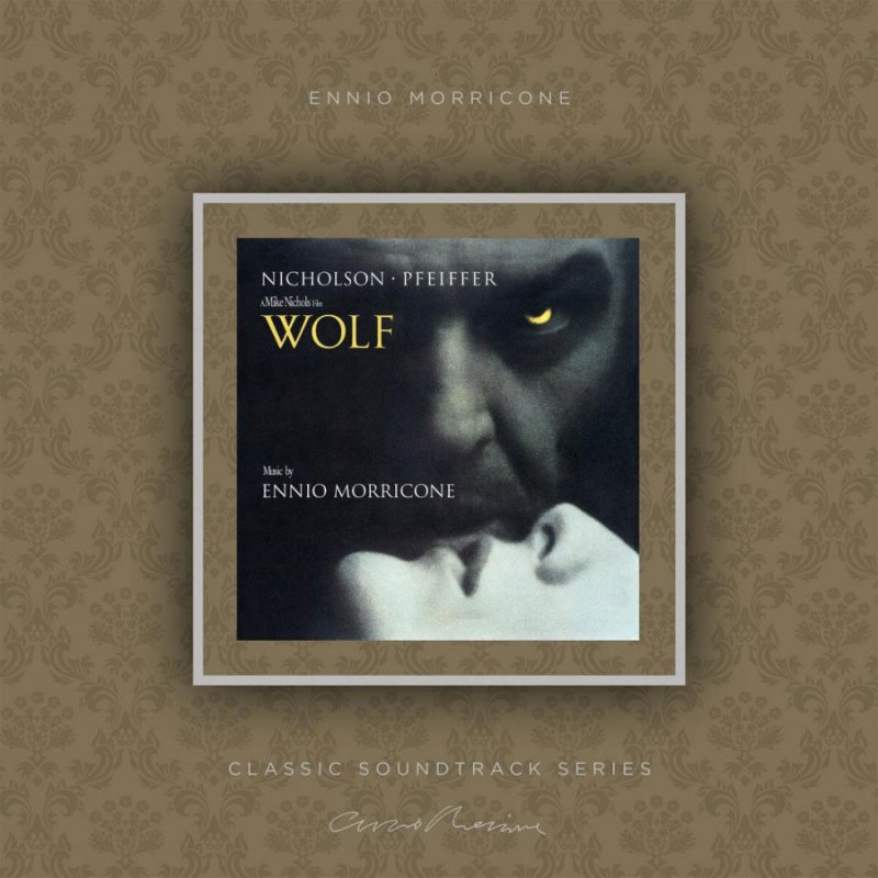 Image of   Ennio Morricone - Wolf - Vinyl / LP