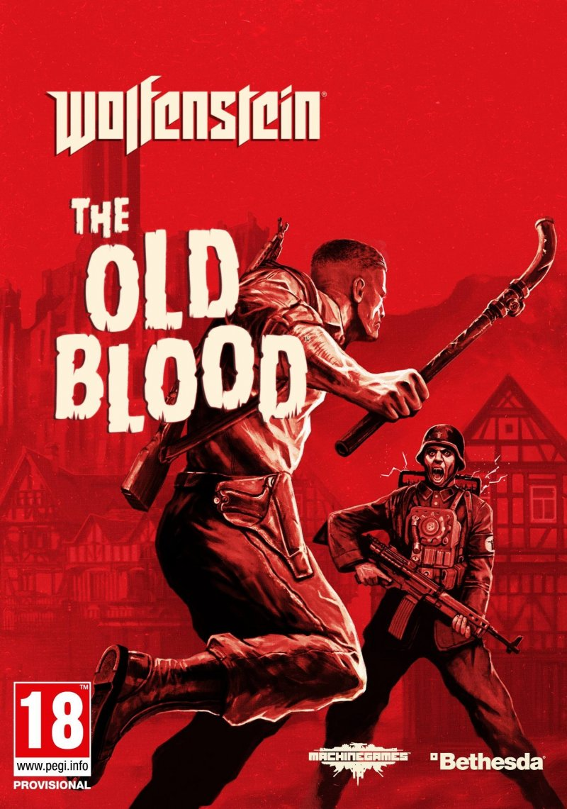 Image of   Wolfenstein Double Pack - The New Order And The Old Blood - PC