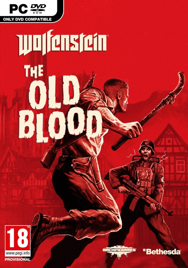 Image of   Wolfenstein: The Old Blood - PC