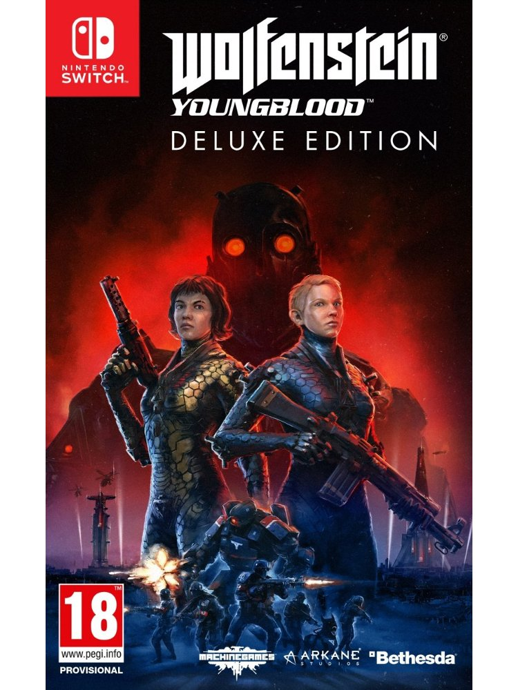 Image of   Wolfenstein: Youngblood (deluxe Edition) - Nintendo Switch