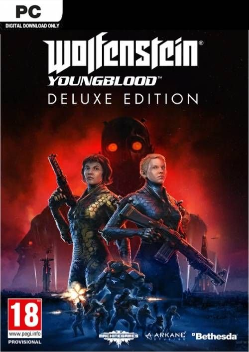 Image of   Wolfenstein: Youngblood (deluxe Edition) - PC