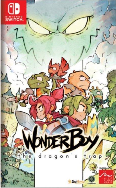 Image of   Wonder Boy: The Dragons Trap - Nintendo Switch