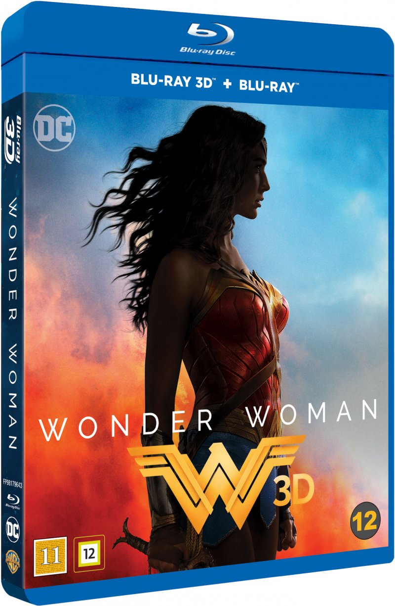 Image of   Wonder Woman - 2017 - 3D Blu-Ray