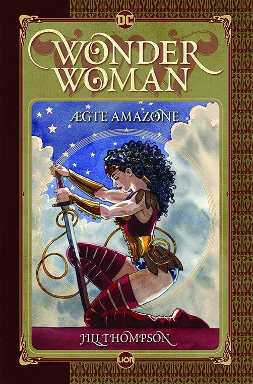 Billede af Wonder Woman - Jill Thompson - Tegneserie