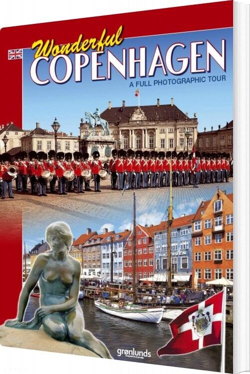 Wonderful Copenhagen På Engelsk - 2018 - Grønlund - Bog