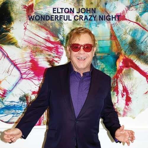 Image of   Elton John - Wonderful Crazy Night - CD