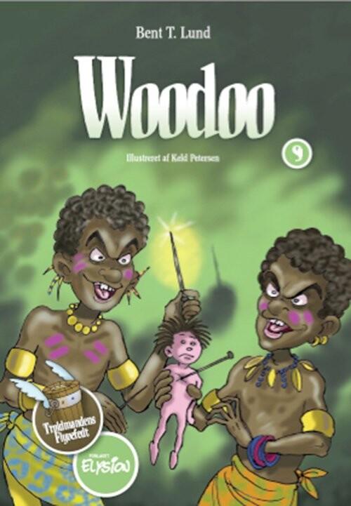 Image of   Woo Doo - Bent T. Lund - Bog