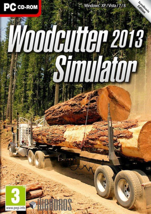 Image of   Woodcutter Simulator 2013 Gold Edition - PC