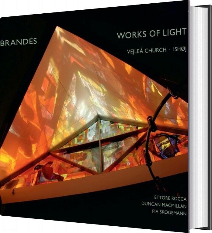 Image of   Works Of Light - Peter Brandes - Bog