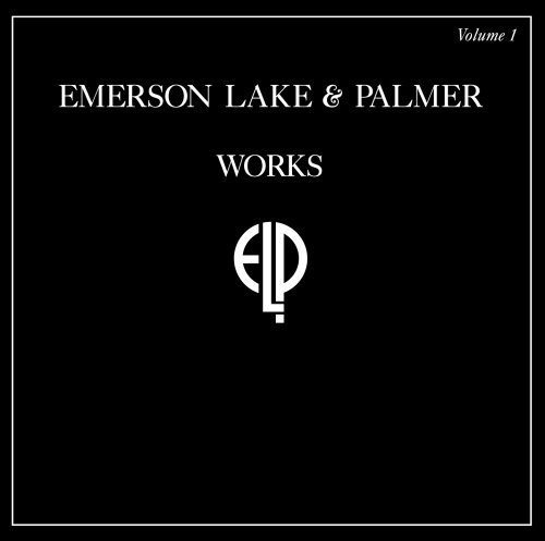 Image of   Lake Emerson And Palmer - Works Volume 1 - CD