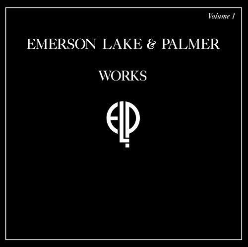 Billede af Lake Emerson And Palmer - Works Volume 1 - CD