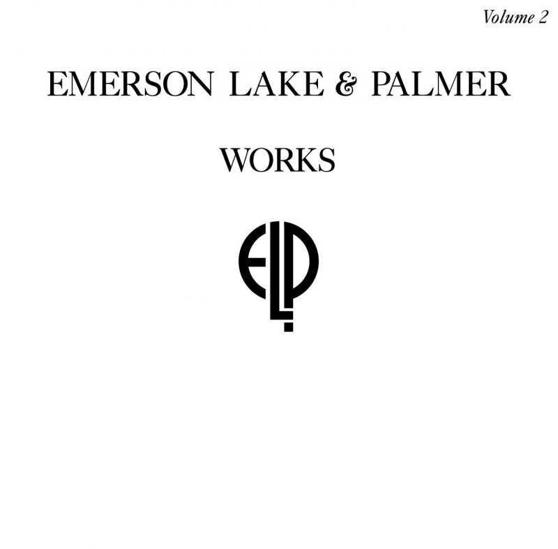Lake Emerson & Palmer - Works Volume 2 - Vinyl / LP