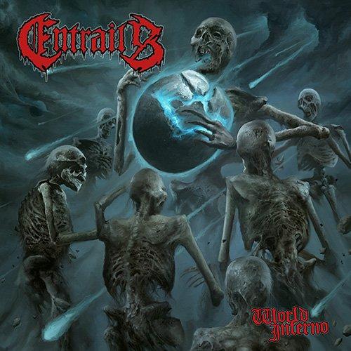Image of   Entrails - World Inferno - CD