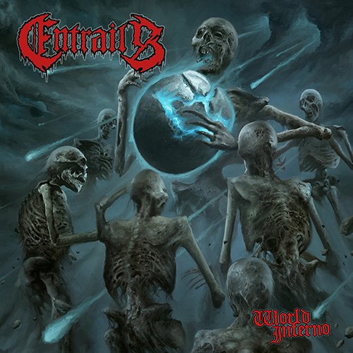 Image of   Entrails - World Inferno - CD