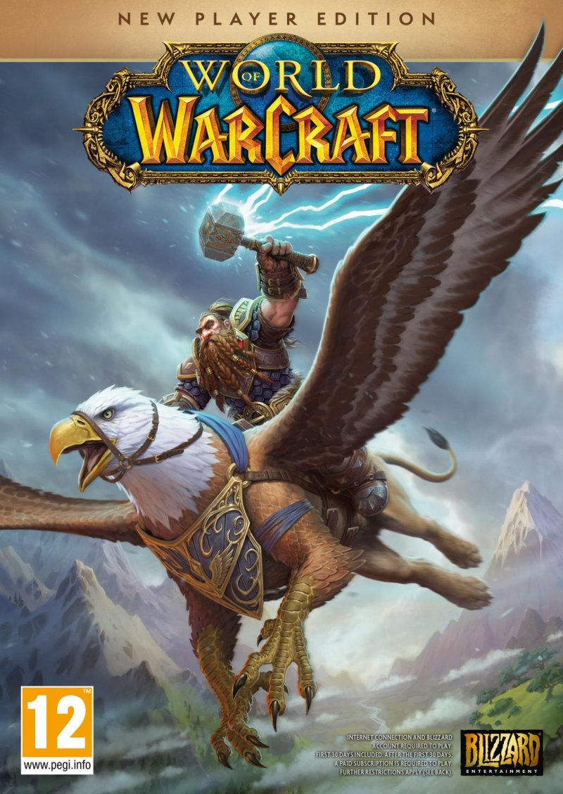 Image of   World Of Warcraft New Player Edition - PC