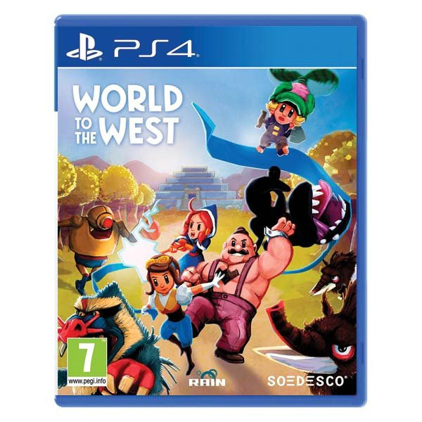 World To The West - PS4