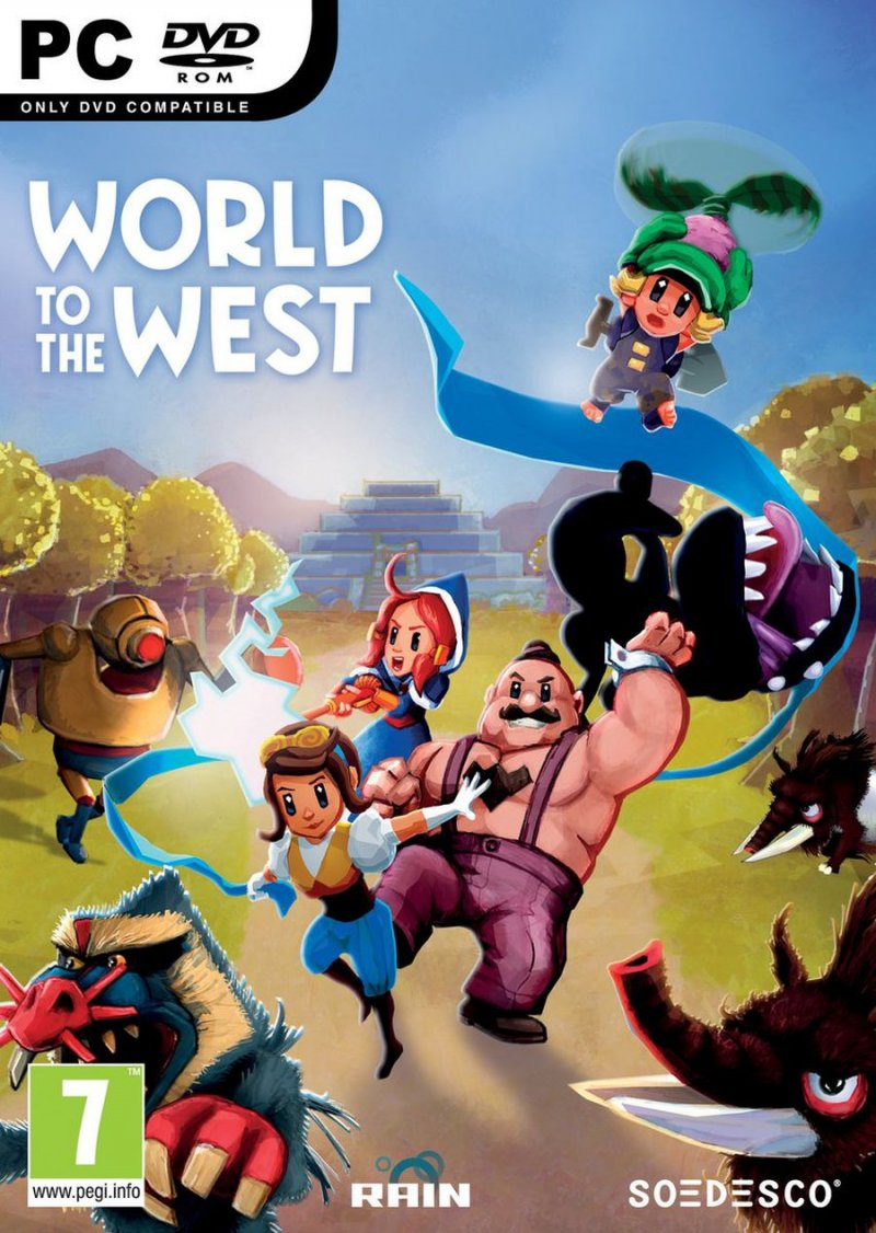 Image of   World To The West - PC