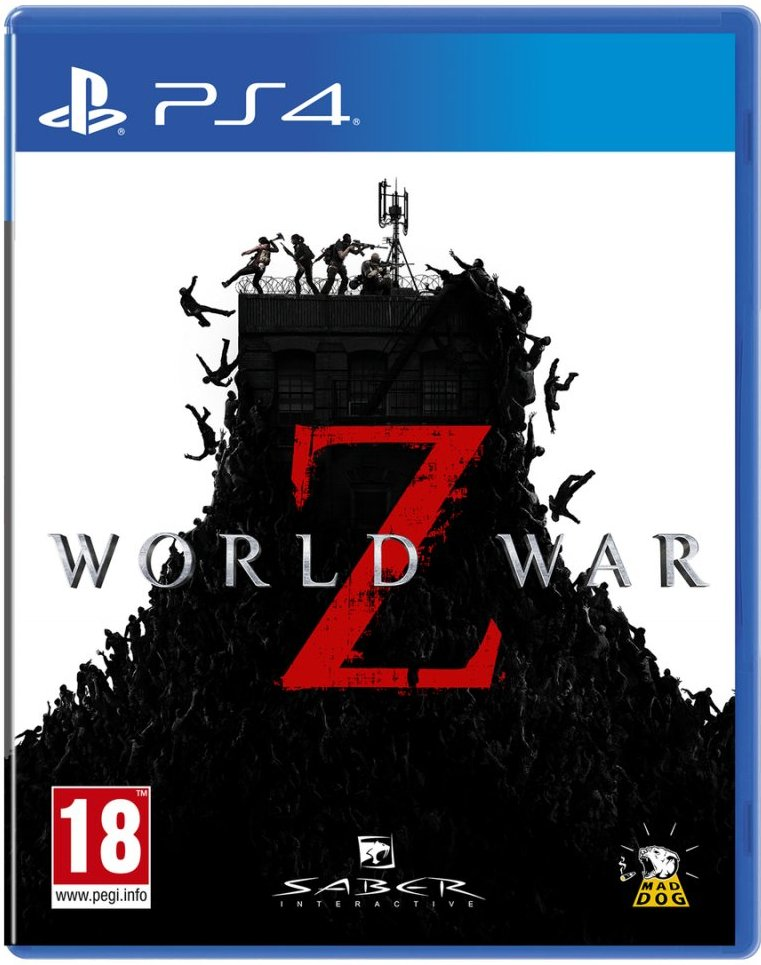 Image of   World War Z - PS4
