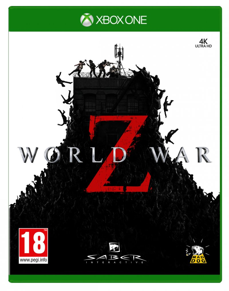 Image of   World War Z - Xbox One