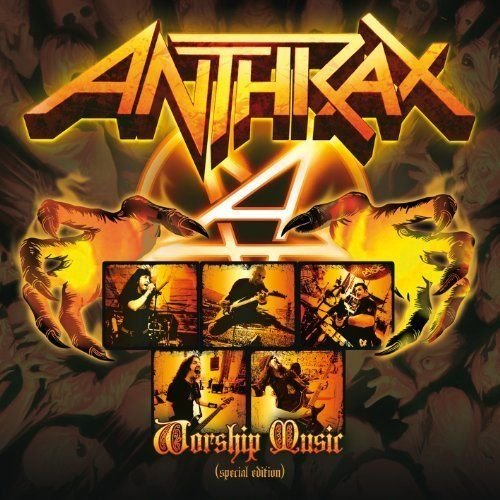 Image of   Anthrax - Worship Music - Special Edition - CD