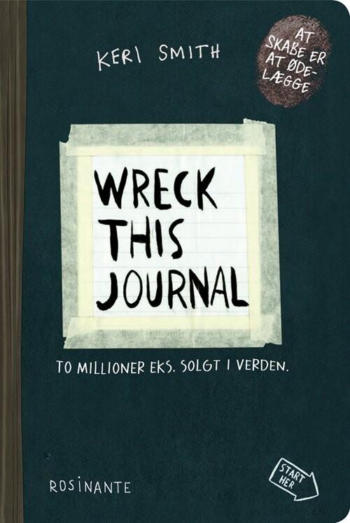 Wreck This Journal - Keri Smith - Bog