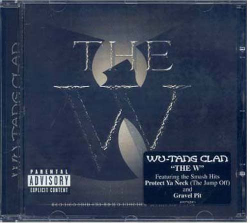 Image of   Wu-tang Clan - The W - CD
