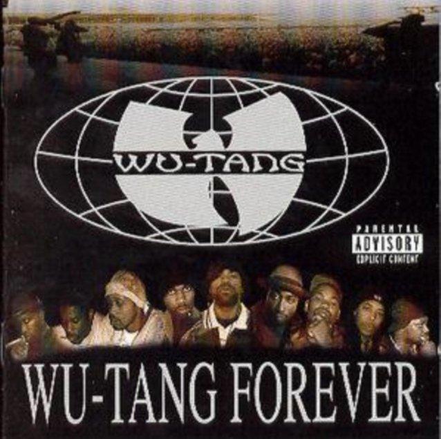 Image of   Wu-tang Clan - Wu-tang Forever (explicit) [dobbelt-cd] - CD