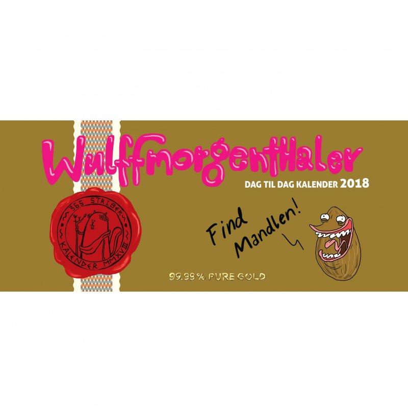 Image of   Wulffmorgenthaler Kalender 2018