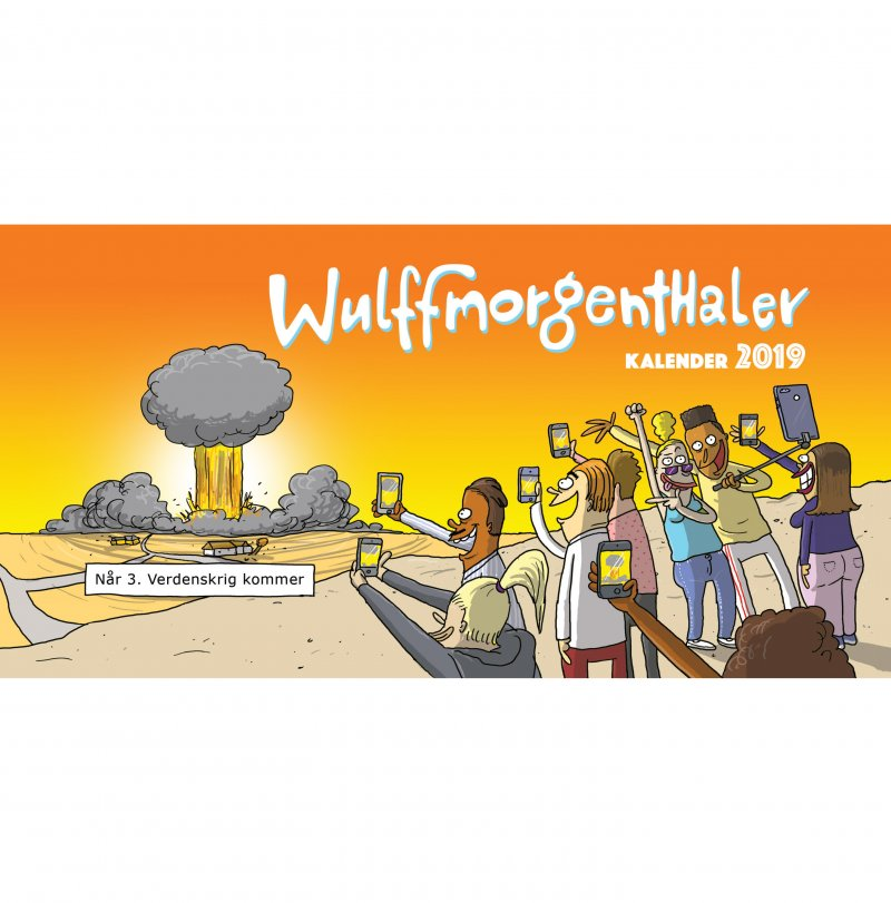 Image of   Wulffmorgenthaler Kalender 2019