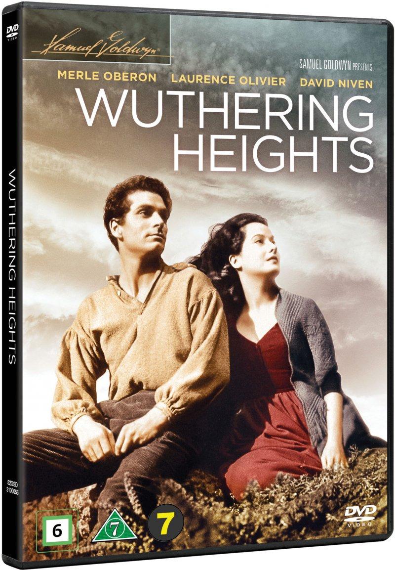Billede af Wuthering Heights / Stormfulde Højder - Film 1939 - DVD - Film