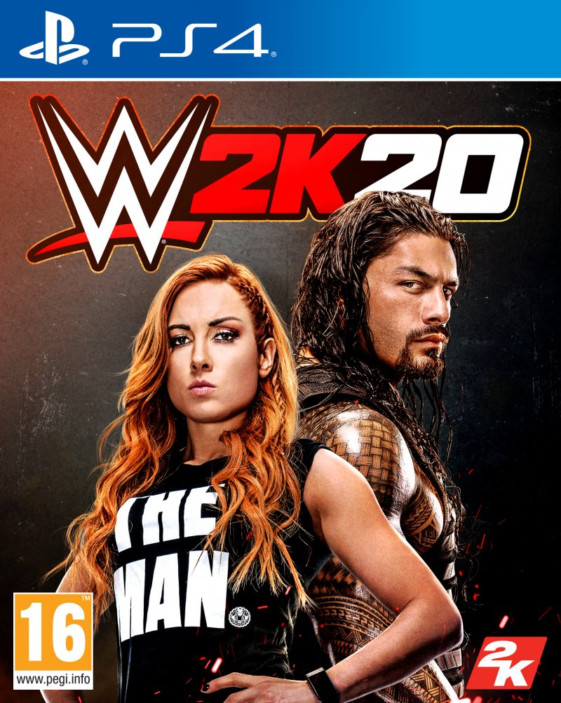 Image of   Wwe 2k20 - PS4