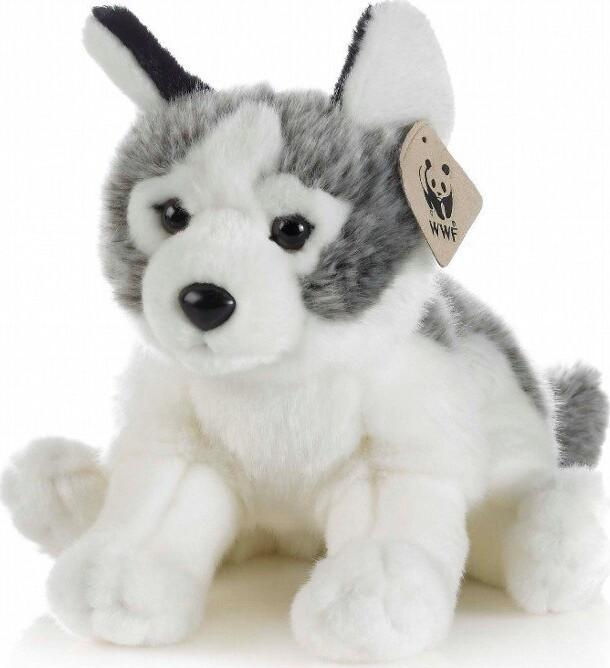 Wwf - Husky Hunde Bamse - 23 Cm
